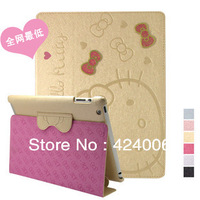 Ultra-thin case for ipad mini of hello Kitty, hello Kitty 8 colors