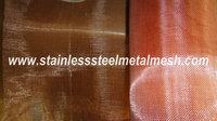 Copper Wire Mesh, Brass wire mesh