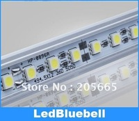 LED Lighting Bar SMD5050 72 LEDs/1.0m U-Type Aluminum Non-waterproof 12V