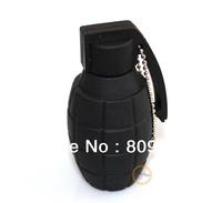 Cute Grenade Shape USB Drive Memory Flash Pendrive 1GB 2GB 4GB 8GB 16GB Black