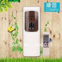 LED Aerosol dispenser with remote controller, Light Sensor Perfume Dispenser, Free Shipping
