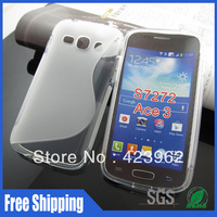 For Samsung S7272 Galaxy Ace 3 S line tpu soft case Wholesale