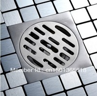 Brand New Thickening anti-odor stainless steel floor drain with washing machine connector bathroom parts accessories floor drain