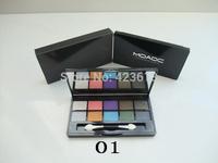 FREE SHIPPING,2014 new fashion makeup 10color eye shadow,  make up eye shadow palette