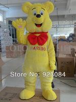 Haribo Bear Mascot Costume Bear Mascot Costumes Free Shipping