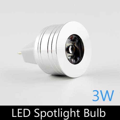 Bad Monteren In Badkamer ~ MR11 GU4 3W LED spotlight DC12V AC12V mini led bulb lamp for home