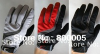 No.3923 Trek Bontrager RL Fusion Gel Foam Full Finger Cycling Gloves Bike Riding Guantes 3Colors M/L/.XL