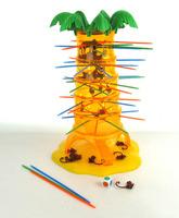 Best family toys Child desktop falling monkeys' game Tumblin' monkeys fundozzle game stick educational