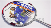 Free shipping, badminton racket strong-arm reaction 09 victory wake/VICTOR more attacking package
