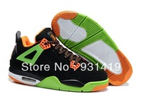 EMS  Cheap Kids J4 Retros sports basketball shoes for sale JD 4 J  kid girls boys 7 colors euro 28-35