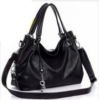2013 women's handbag genuine leather handbag shoulder bag messenger bag fashion bag fashion all-match women's