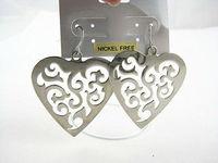 Fashion Accessories Women's Eardrop Heart  Design Metal Earrings