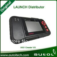 Original Launch authorized Distributor launch x431 creader viii PRO crp129 car code reader creader viii support more function.