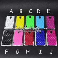 Newest bling star chrome hard casefor LG Optimus L7 II Dual P715 diamond back cover,1pcs