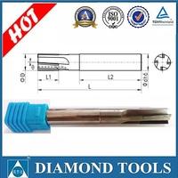PCD end milling cutter CNC milling tool DKD06L10-2Z