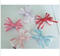 HP20 Bow hairpin Korean factory direct wholesale hair accessories hairpin children girl  hairclip