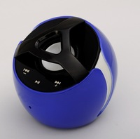1PCS / Lot,  Innovative Bluetooth Vibro Vibra Vibration Resonance Speaker with Microphone 10Watt Output -Free Shipping