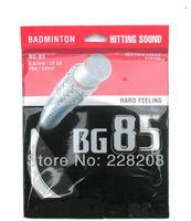 Free shipping-YY NBG85 Badminton string/Nanogy 85   string/badminton racket/badminton racquet
