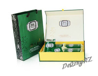 2013 tea green tea yuhuatai tea nanjing first level 500g gift box preserved