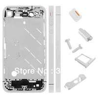 Brand New and original Middle Plate Board Frame With Side Button Golden and Silver for iPhone 4 Free Shipping