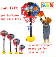 Toy basketball child & baby fitness toys can lift indoor outdoor standard