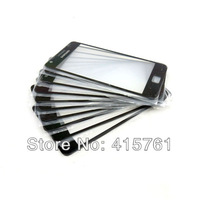 Front LCD Outer Glass Lens For Samsung Galaxy S2 SII i9100 Black/White Free Shipping