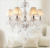6lamps Glass Chandediler Free Shipping to Worldwide. In Whole Sale Price
