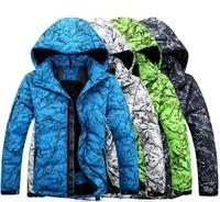 2013 free shipping  RLX men's down jacket,fur collar,winter jacket men Waterproof Coats Jacket Hoodie down coat outdoor jacket