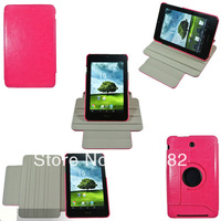 Case for ASUS ME173X 360 Degree Rotation Case for ASUS Memo Pad HD 7 ME173X-Free Shipping