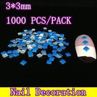 [XMDT-004] 1000PCS/PACK (One Style) Nail Metallic Decoration 3D Metal alloy Nail Art Decoration + Free Shipping