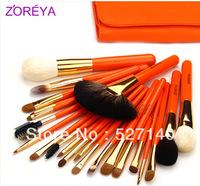Zoreya 22 makeup brush set loose powder brush blush brush the professional make-up cosmetic tools