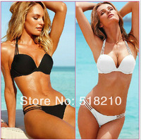 New Sexy Victoria Biknis sets ladies's swimwear women's VS beachwears Push Up Padded Shoulder strap swimsuits bathing suits