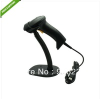 Free Shipping!!Laser Code Barcode Scanner  With Bracket