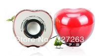 Lovely red USB mini speaker