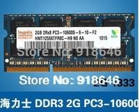 Free shipping Original Korea hynix 1GB/2GB/4GB/8GB/16GB 2RX8 PC3-10600s DDR3 1333MHz Laptop  Memory Ram /Single-strip/In stock