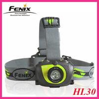 Fenix HL30 Cree XP-G R5 Nichia LED 2 x AA Waterproof Outdoor Camping Headlamp Flashlight Hiking Torch Green