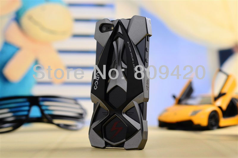 1PC Free shipping! 3D Plastic F1 Racing Car Case for iPhone 5 5G, 5 colors for Choice Hard Back Cover with Gift Box!(China (Mainland))