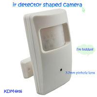 KDM-6416,IR Detector Shaped Security Hidden Camera CCTV(700TVL,600TVL,420TVL),wholesale&dropshipping