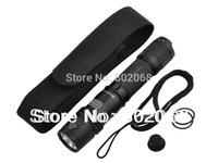 Free Shipping 2014 New High Quality Waterproof FENIX PD35 CREE XM-L2  850 Lumen Portable LED Diving Flashlight