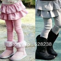 2013 Autumn girls cotton leggings