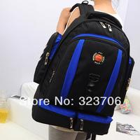 Women printing backpack hiking backpacks large capacity mountaineering bag 9 colors wholesale CH05