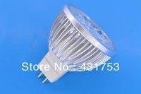 MR16  12W  DC 12V LED Spot light led lamp Warm White Bulb Lamp Spotlight Free Shipping( High Brightness )
