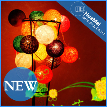 Holiday lighting decoration,Huamei,AC220V,CE&ROHS,250cm,Energy saving,20  bulbs,christmas light,Colourful bulbs,Free shipping