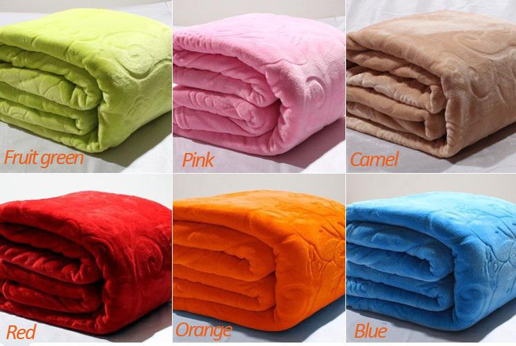 blanket  super soft blankets  autumn and winter warm blanket bed coverWarm Blanket For Winter