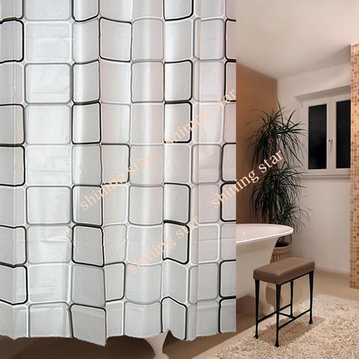 Promoci n de cuarto de ba o de la cortina de ducha - Cortinas para cuartos de bano ...