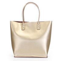 Genuine leather shoulder bag, new arrivals for fall, latest fashion shopping handbags, bag in bag no MOQ