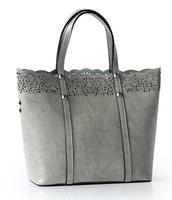 2014 Fall winter stunning genuine leather bag, women handbags, chic shoulder handbags, bag in bag