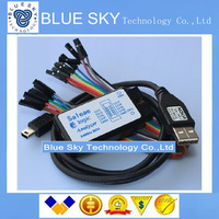 USB Saleae 24M 8CH 8Channel Logic Analyzer,saleae 24M 8CH 1.1.15
