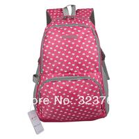 Hiking backpacks children school bags mountaineering printing backpack hiking bags 4 colors CH29
