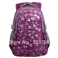 Brand Bird women printing backpacks children school bags hiking bags 4 colors wholesale CH31